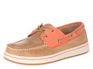 Sperry Top-Sider - Sperry Cup 2-Eye (Tan/Orange) - Footwear