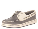 Sperry Top-Sider - Sperry Cup 2-Eye (Grey/Off White) - Footwear