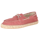 Sperry Top-Sider Espadrille 2-Eye Canvas