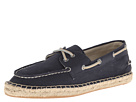 Sperry Top-Sider - Espadrille 2-Eye Canvas (Navy) - Footwear