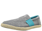 Sperry Top-Sider - Low Pro Vulc Gore Slip On (Grey/Brown/White) - Footwear