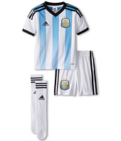 adidas Kids - Argentina Home Mini Kit (Toddler/Little Kids)