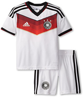 adidas Kids - Germany Home Mini Kit (Toddler/Little Kids)
