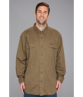 Carhartt - Big & Tall Sandstone Oakman Work Shirt