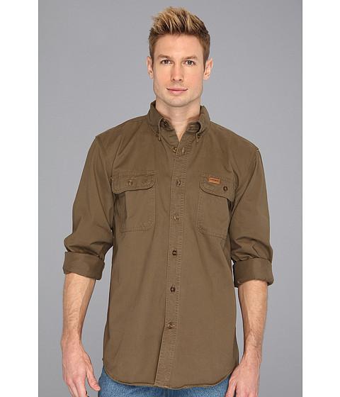 Carhartt Sandstone Oakman Work Shirt - Tall