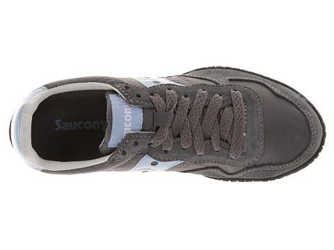 saucony originals bullet gray