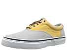 Sperry Top-Sider - Striper CVO Two-Tone (Grey/Yellow) - Footwear