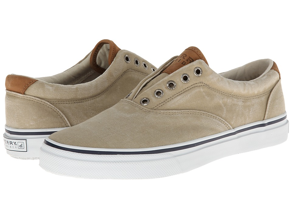 Sperry Top-Sider Striper CVO Salt-Washed Twill (Chino) Me...