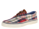 Sperry Top-Sider - Striper CVO Prep Pack (Red Plaid) - Footwear