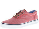 Sperry Top-Sider - Striper CVO Chambray (Red Chambray) - Footwear