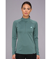 adidas Outdoor - Terrex Swift 1/2 Zip Long Sleeve