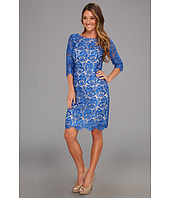 Eliza J - 3/4 Sleeve Shift Dress