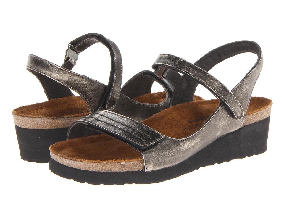 Naot Footwear - Madison (Metal Leather) Women