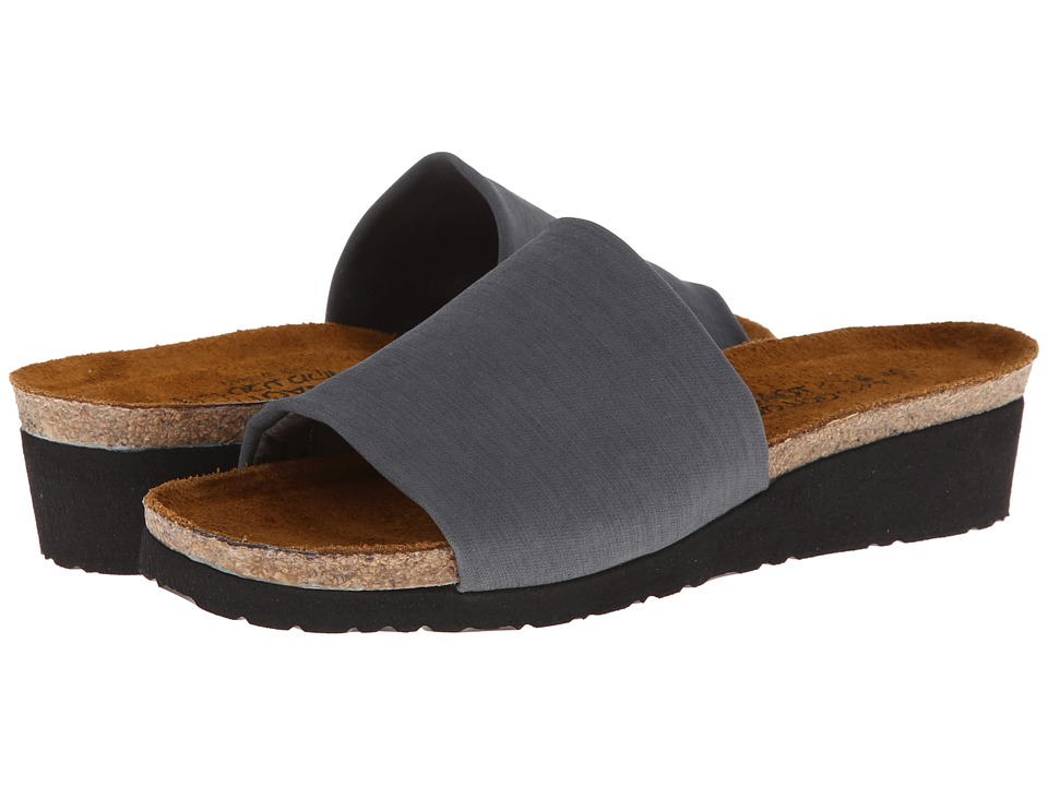 Naot Footwear Alana Gray Stretch Womens Sandals
