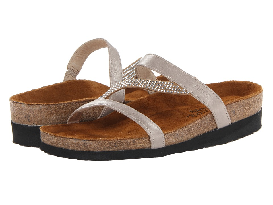 Naot Footwear Hawaii (Stardust Leather) Sandals