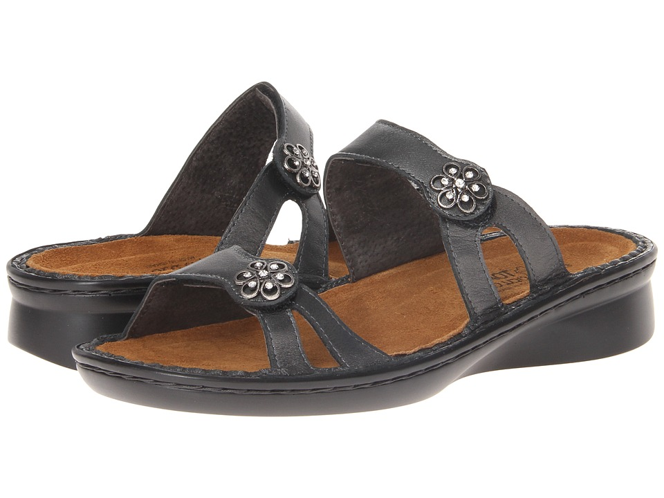 Naot - Melody (Metallic Road Leather) Womens Shoes