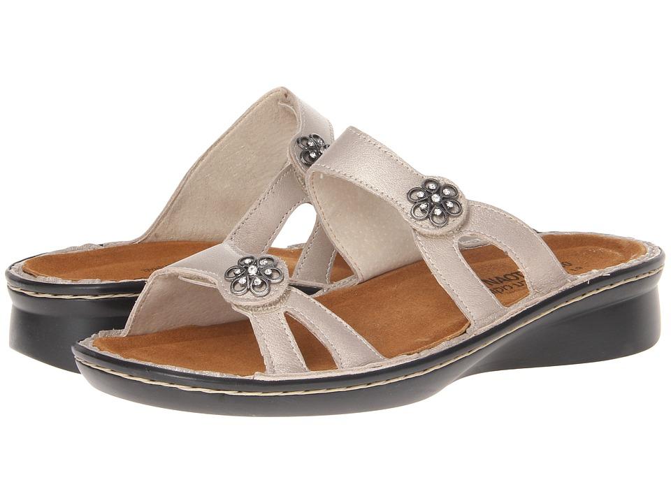 Naot Footwear - Melody (Stardust Leather) Women