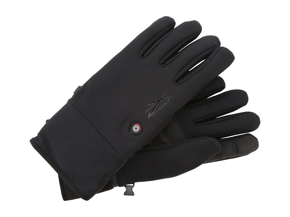 Seirus Heat Touch Xtreme Glove (Black) Extreme Cold Weather Gloves