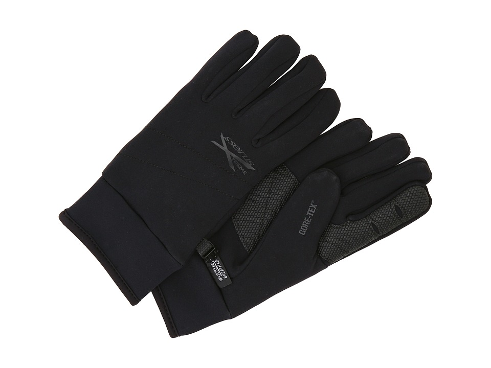 Seirus - Gore-Tex(r) Xtremetm Glove (Black) Extreme Cold Weather Gloves