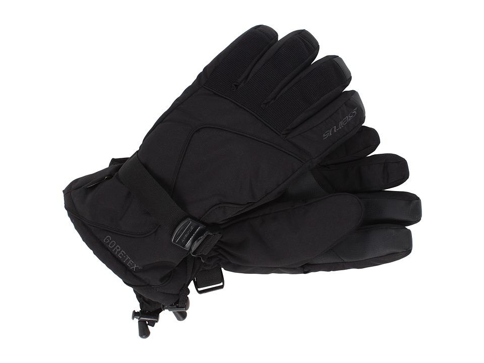 Seirus - Heatwavetm Cornicetm Gore-Tex(r) Glove (Black) Extreme Cold Weather Gloves