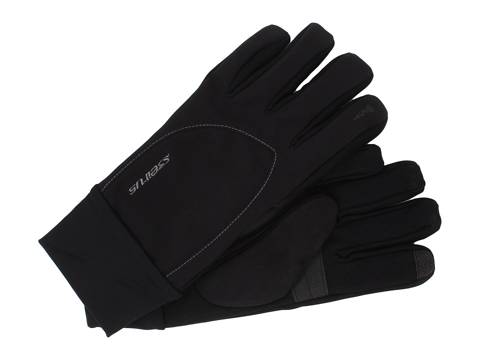 Seirus Soundtouchtm Soft Shell Lite Glove (Black) Extreme Cold Weather Gloves