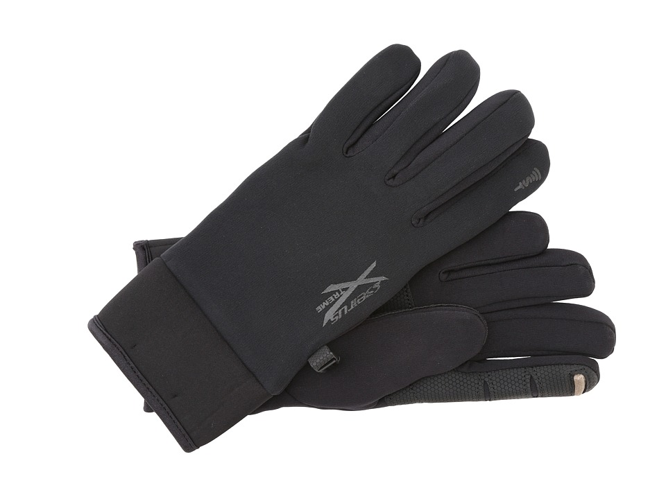 Seirus Soundtouchtm Xtremetm All Weathertm Glove (Black) Extreme Cold Weather Gloves