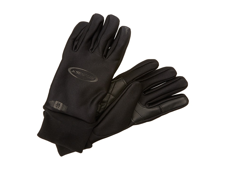 Seirus Soundtouchtm Heatwave All Weathertm Glove (Black) Extreme Cold Weather Gloves