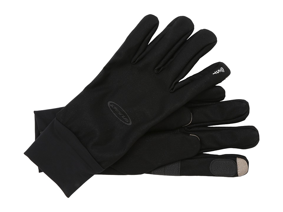 Seirus Soundtouchtm Hyperlite All Weathertm Glove (Black) Extreme Cold Weather Gloves