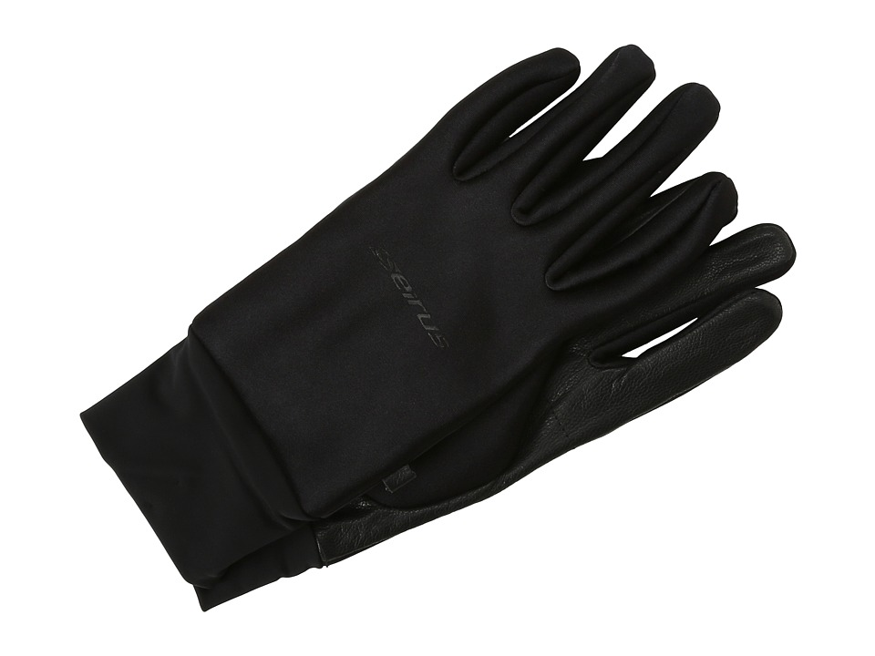 Seirus - Leather All Weathertm Glove (Black) Extreme Cold Weather Gloves