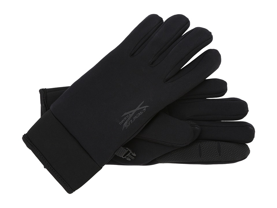 Seirus Xtremetm All Weathertm Glove (Black) Extreme Cold Weather Gloves