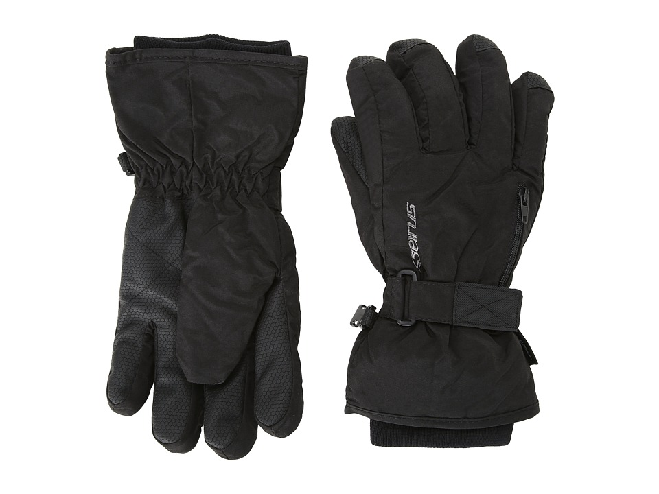 Seirus Jr Stash Glove Black Extreme Cold Weather Gloves