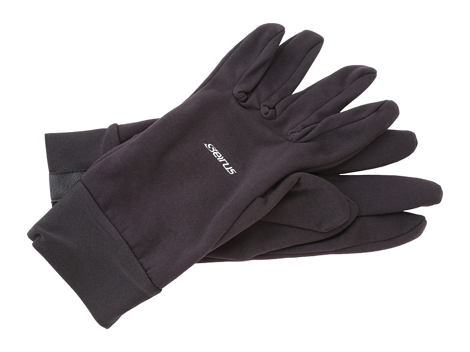 Seirus Dri Glidetm Glove Liner (Black) Extreme Cold Weather Gloves