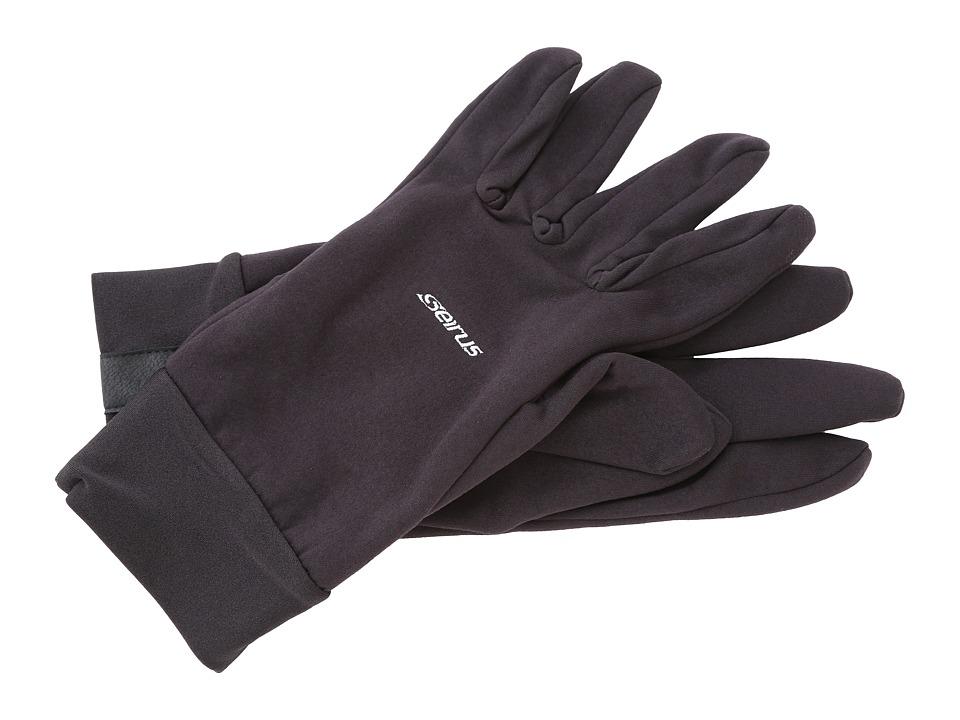 Seirus Dri Glide Glove Liner Black Extreme Cold Weather Gloves