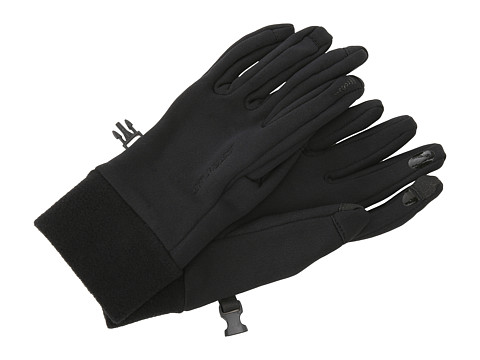 Seirus Soundtouch™ Powerstretch Glove Liner - Black