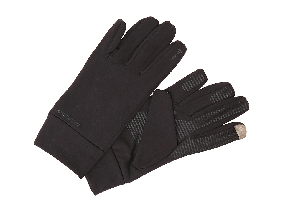 Seirus Soundtouchtm Dynamaxtm Glove Liner (Black) Extreme Cold Weather Gloves