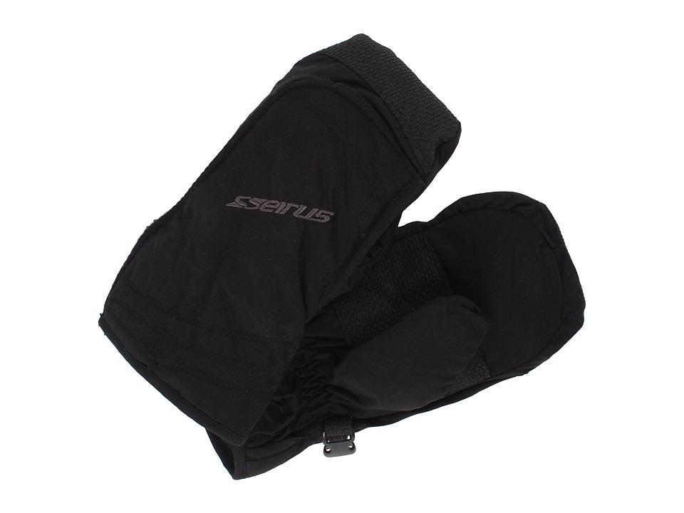 Seirus Childsplay Gauntlet Mitt Black Extreme Cold Weather Gloves