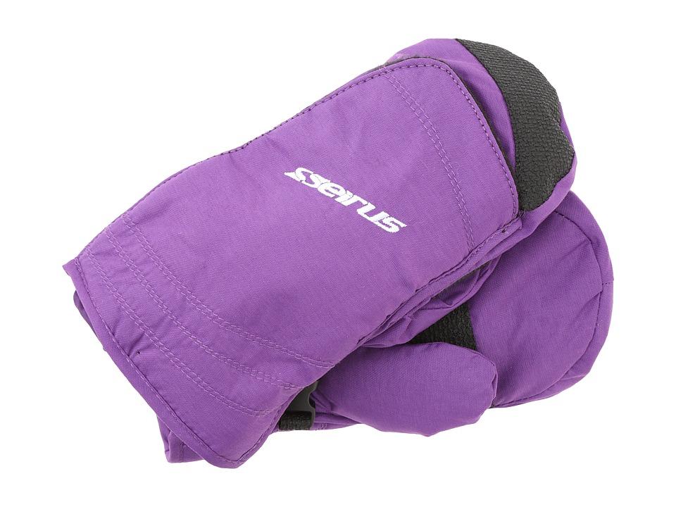 Seirus Childsplay Gauntlet Mitt Purple Extreme Cold Weather Gloves