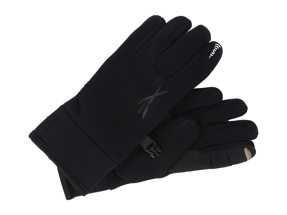 Seirus Soundtouch Softshell Lite Glove Black Extreme Cold Weather Gloves