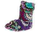 Vera Bradley - Fleece Slipper Boot