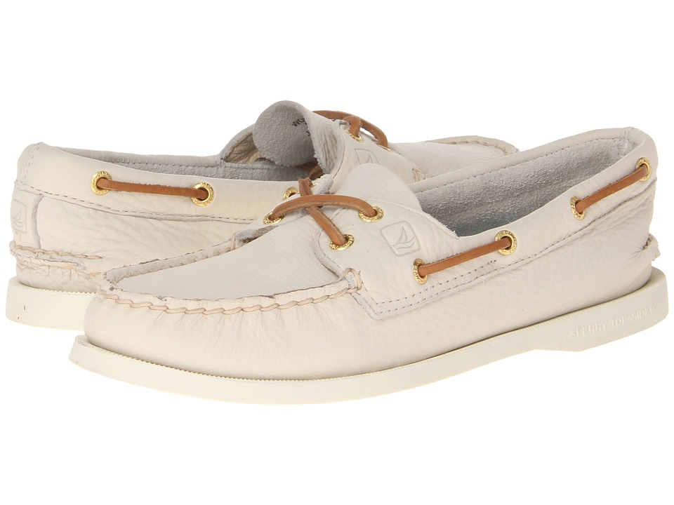 Sperry A/O 2 Eye (Ivory) Women