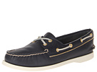 Sperry Top-Sider - A/O 2 Eye (Navy/Gold) - Footwear