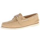 Sperry Top-Sider - A/O 2 Eye (Desert/Gold) - Footwear