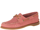 Sperry Top-Sider - A/O 2 Eye (Washed Red) - Footwear