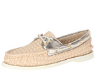 Sperry Top-Sider - A/O 2 Eye (Blond Woven) - Footwear