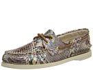 Sperry Top-Sider - A/O 2 Eye (Natural Iridescent Python)