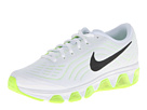 Nike - Air Max Tailwind 6 (White/Volt/Black)