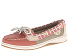 Sperry Top-Sider - Angelfish (Red/Bretton Stripe) - Footwear