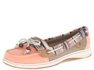 Sperry Top-Sider - Angelfish (Coral/Serape) - Footwear