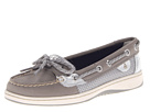Sperry Top-Sider - Angelfish (Charcoal/Silver Sporty Mesh) - Footwear