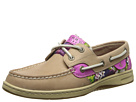 Sperry Top-Sider - Bluefish 2-Eye (Linen/Rose Floral) - Footwear